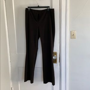 Tahiti dark brown dress pants